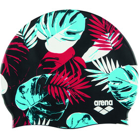 arena Print 2 Gorra, tropical black